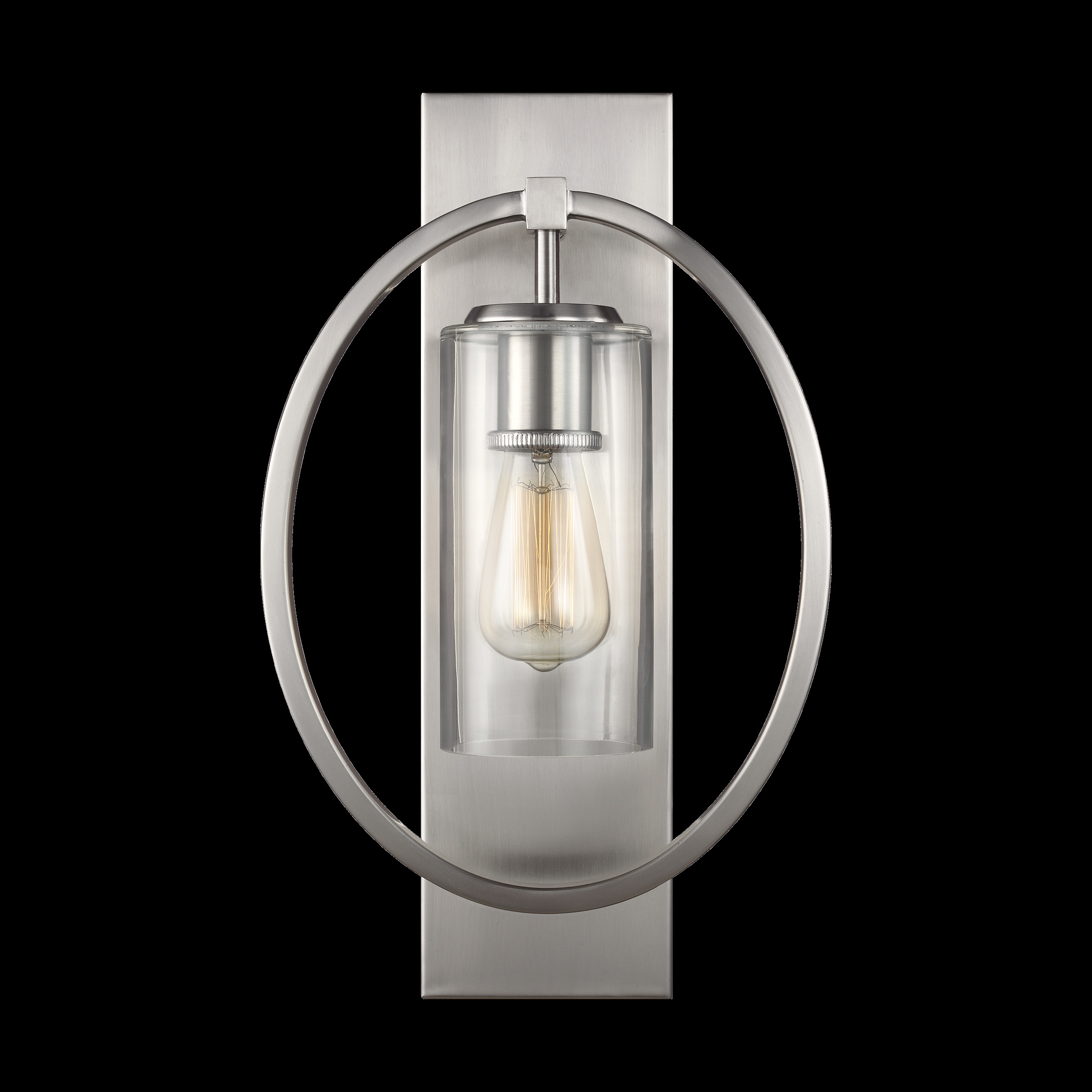 Murray Feiss Wall Sconces: FEISS WB1846SN Shipped Direct