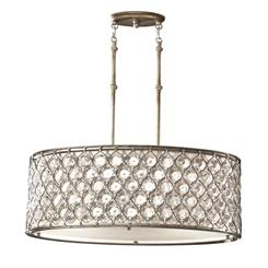 Murray Feiss F2569/3BUS 3- Light Shade Pendant
