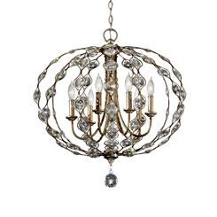 Murray Feiss F2740/6BUS 6- Light Chandelier