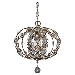 Murray Feiss F2742/1BUS 1- Light Chandelier
