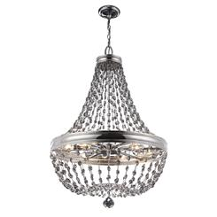 Murray Feiss F2914/12PN 12 - Light Malia Chandelier