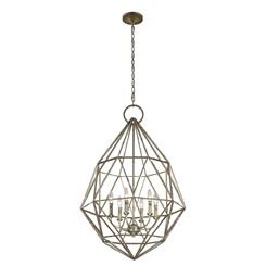 Murray Feiss F2942/6BUS 6 - Light Marquise Chandelier