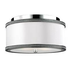 Murray Feiss FM442PN 2 - Light Flushmount
