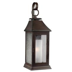 Murray Feiss OL10600HTCP 1 - Light Outdoor Sconce