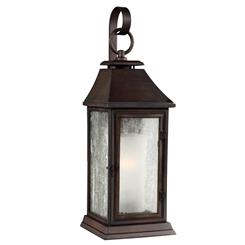 Murray Feiss OL10601HTCP 1 - Light Outdoor Sconce