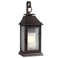 Murray Feiss OL10602HTCP 1 - Light Outdoor Sconce