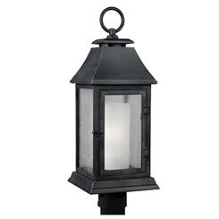 Murray Feiss OL10608DWZ 1 - Light Outdoor Post
