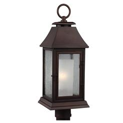 Murray Feiss OL10608HTCP 1 - Light Outdoor Post