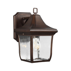 Murray Feiss OL13100PTBZ 1 - Light Outdoor Wall Lantern