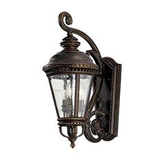 Murray Feiss OL1901GBZ 3- Light Wall Lantern
