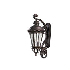 Murray Feiss OL1904GBZ 4- Light Wall Lantern