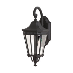 Murray Feiss OL5401BK-LED 1 - Light Cotswold Lane