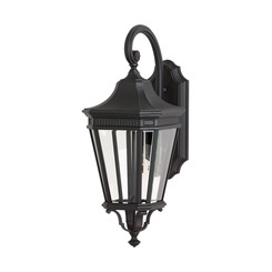 Murray Feiss OL5402BK-LED 1 - Light Cotswold Lane