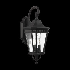 Murray Feiss OL5421BK Cotswold Lane 2 - Light Wall Lantern
