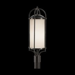 Murray Feiss OL7607ES Dakota 3-Light Pier Mount Post Lantern Lighting, Espresso