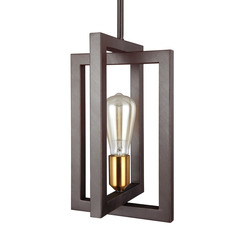 Murray Feiss P1439NWB 1 - Light Mini-Pendant