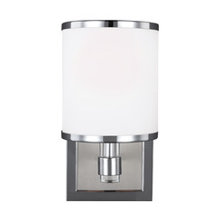 Murray Feiss VS23301SN/CH 1 - Light Wall Sconce