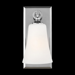Murray Feiss VS23701CH Monterro Collection 1 - Light Wall Sconce