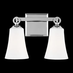 Murray Feiss VS23702CH Monterro Collection 2 - Light Vanity