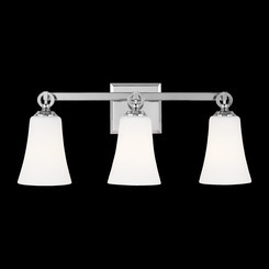 Murray Feiss VS23703CH Monterro Collection 3 - Light Vanity