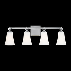 Murray Feiss VS23704CH Monterro Collection 4 - Light Vanity