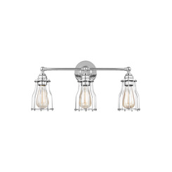 Murray Feiss VS24003CH 3 - Light Vanity