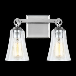 Murray Feiss VS24702CH Monterro Collection 2 - Light Vanity