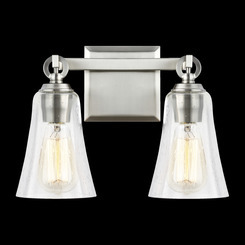 Murray Feiss VS24702SN Monterro Collection 2 - Light Vanity