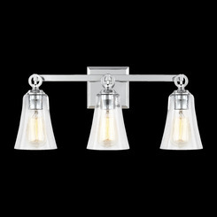 Murray Feiss VS24703CH Monterro Collection 3 - Light Vanity