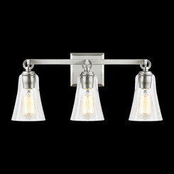 Murray Feiss VS24703SN Monterro Collection 3 - Light Vanity