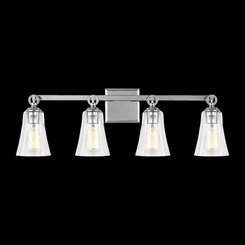 Murray Feiss VS24704CH Monterro Collection 4 - Light Vanity