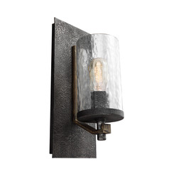 Murray Feiss WB1825DWK/SGM 1 - Light Wall Sconce