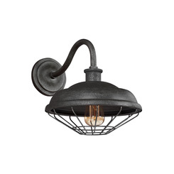 Murray Feiss WB1829SGM 1 - Light Indoor / Outdoor Wall Lantern
