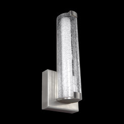 "Murray Feiss WB1870SN-L1 Cutler Collection 13"" LED Wall Sconce Integrated LED"