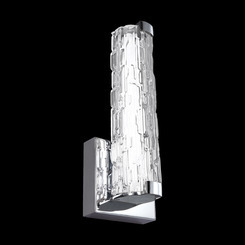 "Murray Feiss WB1871CH-L1 Cutler Collection 13"" LED Wall Sconce Integrated LED"