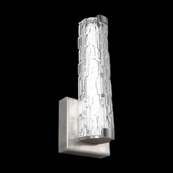 "Murray Feiss WB1871SN-L1 Cutler Collection 13"" LED Wall Sconce Integrated LED"