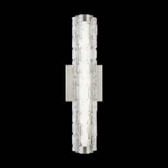 "Murray Feiss WB1876SN-L1 Cutler Collection 18"" LED Wall Sconce Integrated LED"