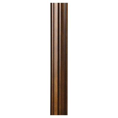 Murray Feiss 7'POST-ASTB 7' Outdoor Lantern Post Astral Bronze