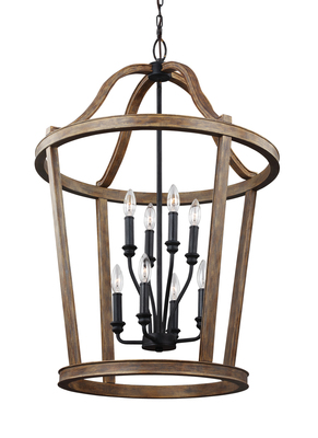 Murray Feiss F3040/8WOW 8 - Light Chandelier