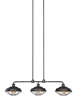 Murray Feiss F3158/3SGM 3 - Light Island Chandelier