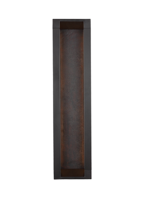 Murray Feiss OL11602ORB-LED Mattix 4-Light Outdoor Wall Lantern - Oil Rubbed Bronze