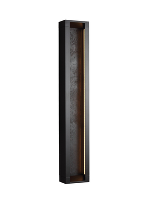 Murray Feiss OL11603ORB-LED Mattix Large LED Sconce - Oil Rubbed Bronze