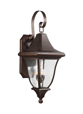 Murray Feiss OL13103PTBZ 4 - Light Outdoor Wall Lantern