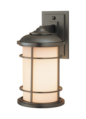 Murray Feiss OL2201BB Lighthouse Medium Lantern - Burnished Bronze