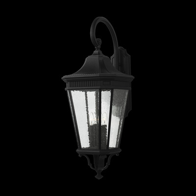 Murray Feiss OL5426BK Cotswold Lane Collection 4 - Light Wall Lantern