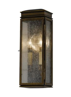 Murray Feiss OL7400ASTB Whitaker Small Lantern - Astral Bronze