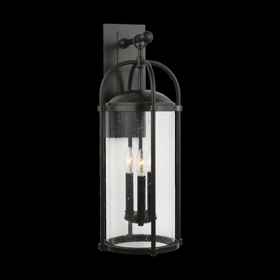 Murray Feiss OL7623ES Dakota Collection 3 - Light Wall Lantern