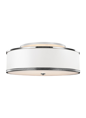 Murray Feiss SF327PN 5 - Light Indoor Semi-Flush Mount