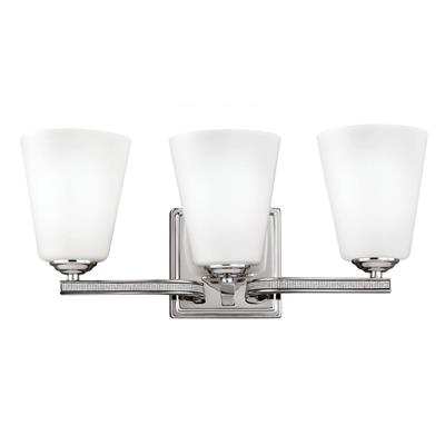 Murray Feiss VS20203PN Pave Collection 3 - Light Vanity