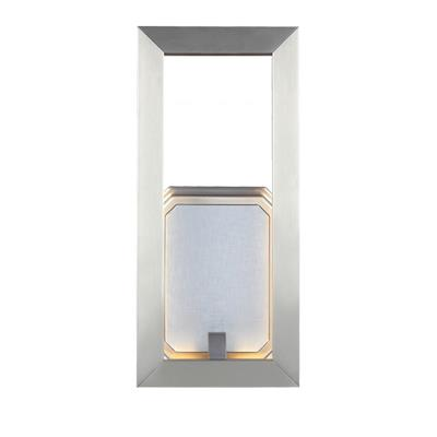 "Murray Feiss WB1775SN 12"" LED Wall Sconce"